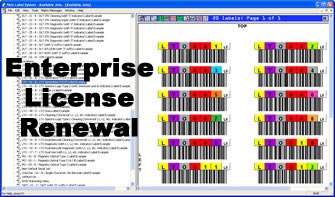 Netc Label System Enterprise Edition Annual License Fee