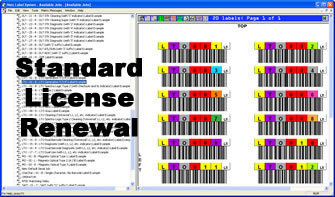 Netc Label System Standard Edition Annual License Fee